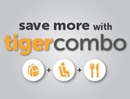 Tigercombo